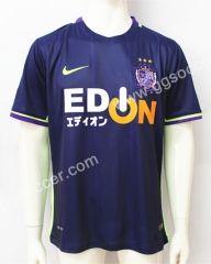 2016-17 Sanfrecce Hiroshima Home Purple Thailand Soccer Jersey