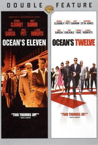 Ocean's Eleven/Ocean's Twelve [Final Cut] [DVD]