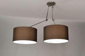 Haengeleuchte 30112 Modern Klassisch Design Stahl