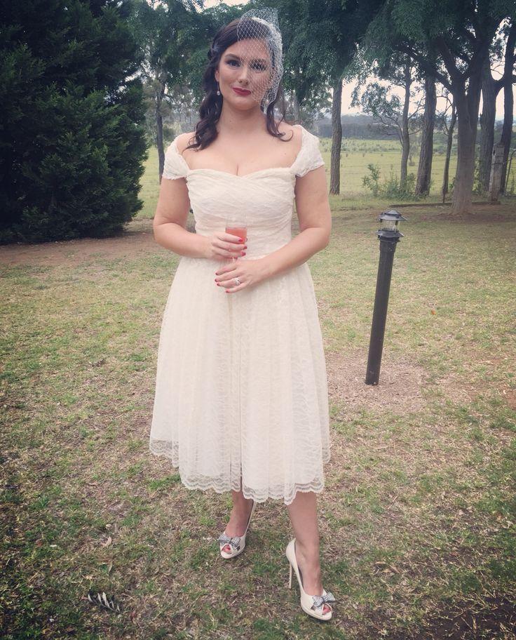 That original teacup dress!