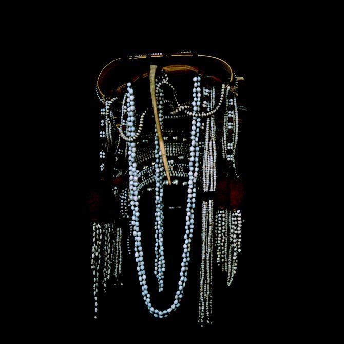 Черная невеста племени акха, Таиланд