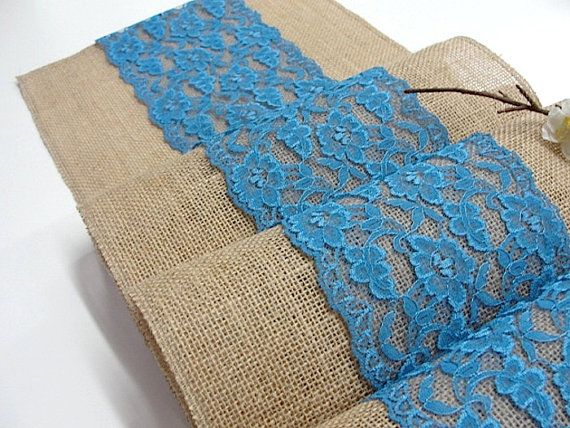 147 Best Images About Burlap And Lace Wedding Table Runners On Pinterest Runners Lace And