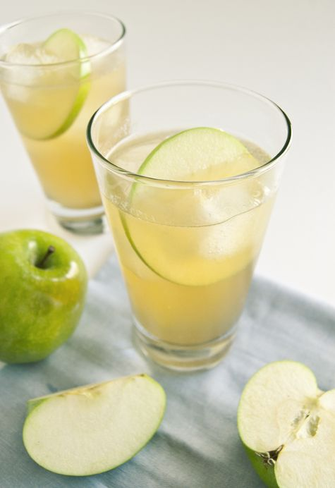 apple cocktails, for the party?
