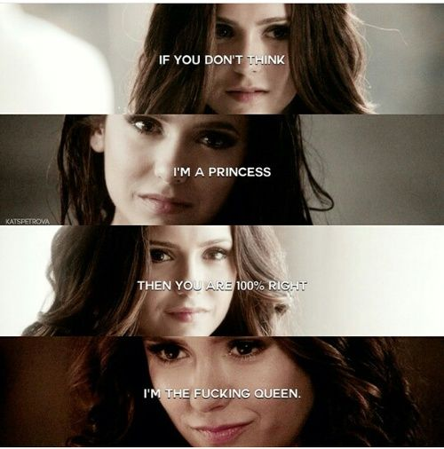 TVD - Katherine Pierce