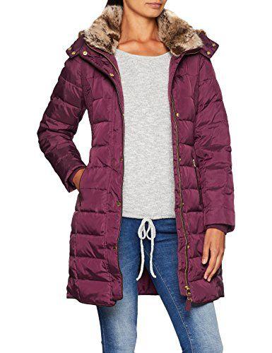 burgundy Femme Manteau Caldecott Purple Joules Brgundy 34 BqS6HW