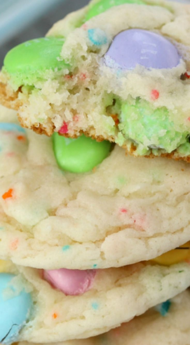Funfetti Cake Mix Cookies ~ One amazing cookie!