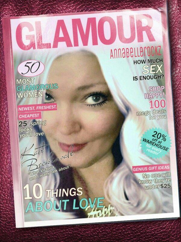 Annabellerockz glam