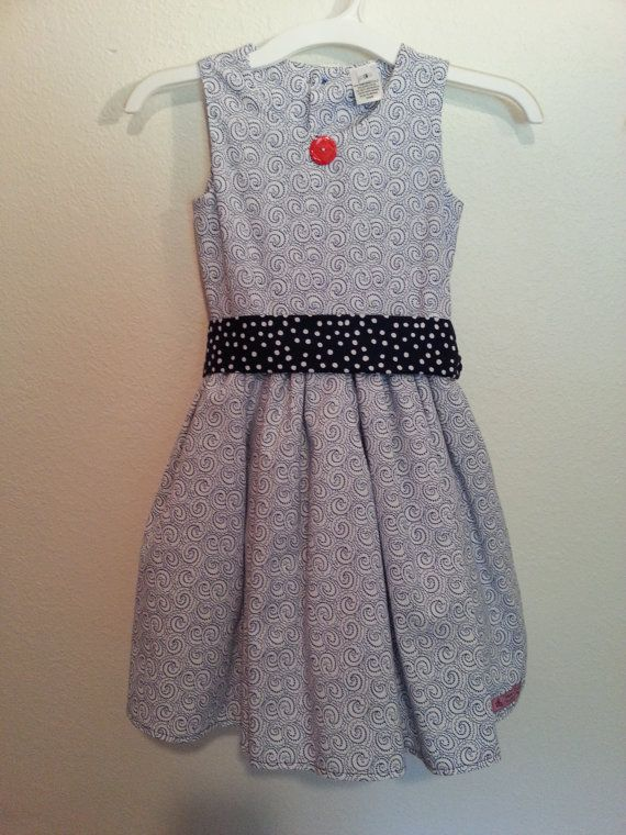 Hollywood glamour dress  size 3T by mimiscreations4lucy on Etsy