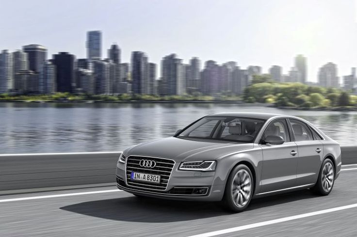 Audi A8 2014 to be officially presented at Frankfurt Motor Show this September