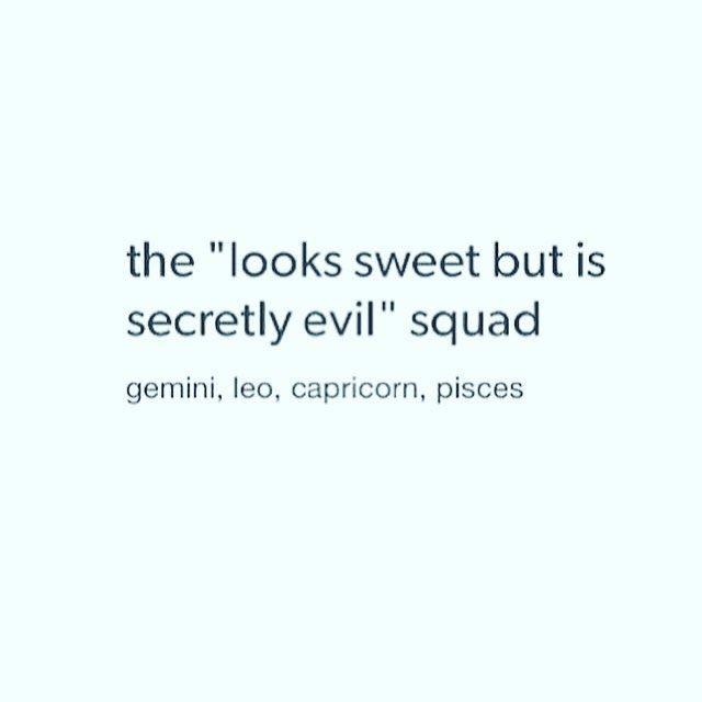 I mean, it's not really a secret....