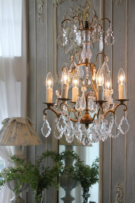 French antique chandelier for my dressing room - Best 20+ French Chandelier Ideas On Pinterest Vintage Chandelier