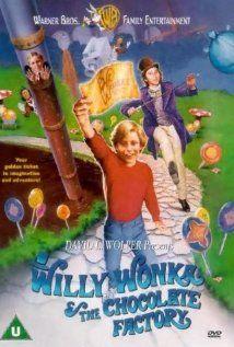 Willy Wonka- childhood favorite!