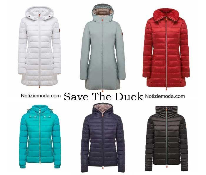 Piumini Save The Duck inverno 2016 2017 donna