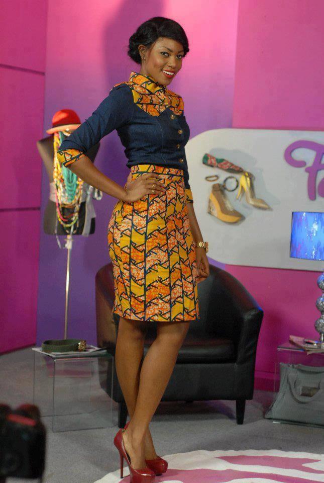 Ghanaian actress, Yvonne Nelson