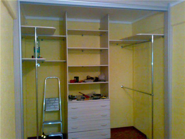 как самостоятельно сделать гардеробную комнату - Google Search