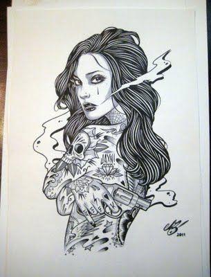 GEEK Vision: Adam JAXN artwork