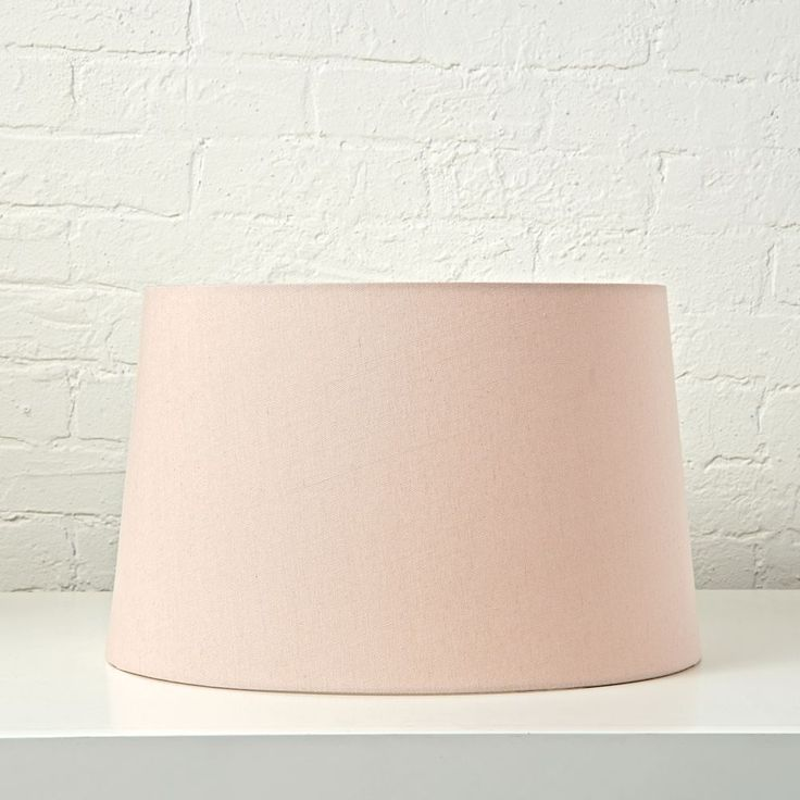 Mix And Match Light Pink Floor Lamp Shade