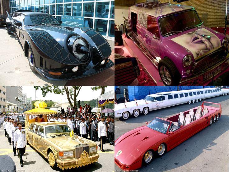 Роскошь на колесах: самые-самые лимузины