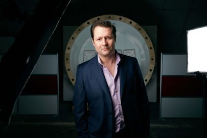 Dirk Ahlborn, CEO, Hyperloop Transportation Technologies