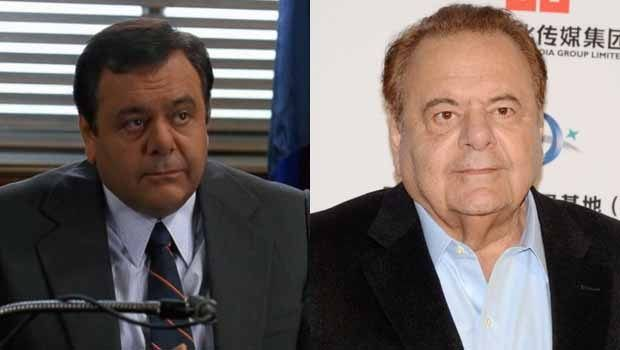 'Law & Order' Cast Then and Now: Phil Ceterra was the NYPD Sergeant that Paul Sorvino played for many years. His film career is what he's been known for though and also as actress Mira Sorvino's dad. Lately at 77, he's been in a few television shows including playing Pop-Pop on The Goldberg's.