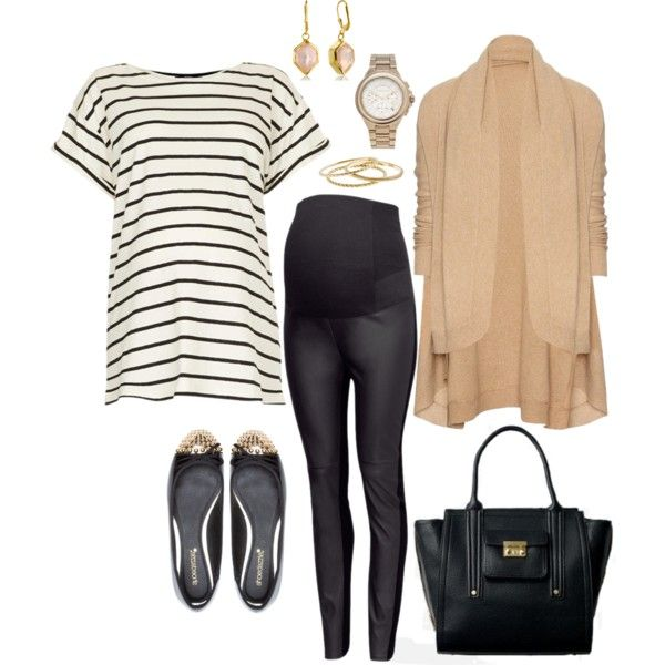 """""""Maternity Fall Fashion"""" by howhauteisthat on Polyvore"""