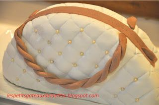 Gâteau sac à main