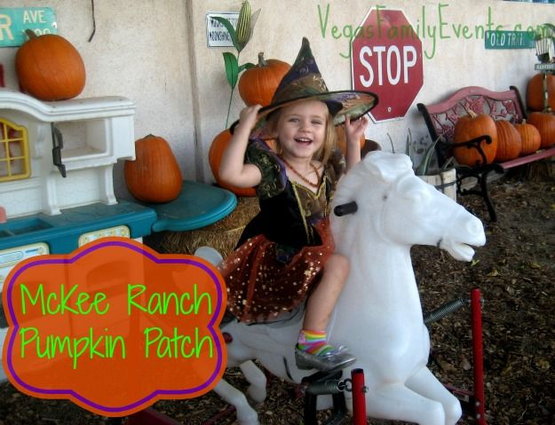 McKee Pumpkin Patch Playground | Vegas Family Events