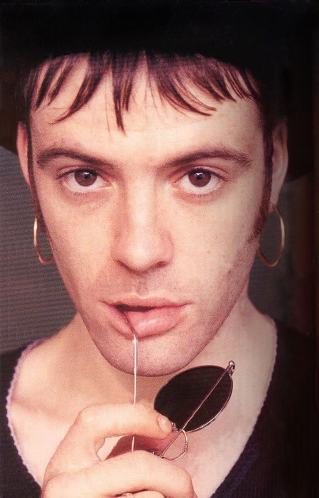 "Richey Edwards, founding member and lyricist for Welsh alt-rockers the Manic Street Preachers. He disappeared on February 1, 1995, at age 27, and was legally declared ""presumed dead"" on November 23, 2008. It is believed that Edwards, a self-harmer, committed suicide by jumping off the Severn Bridge (a renowned suicide spot)."