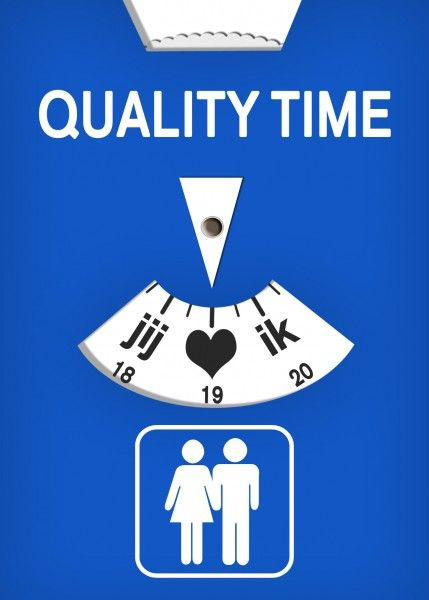 Quality Time by Boomerang Freecards