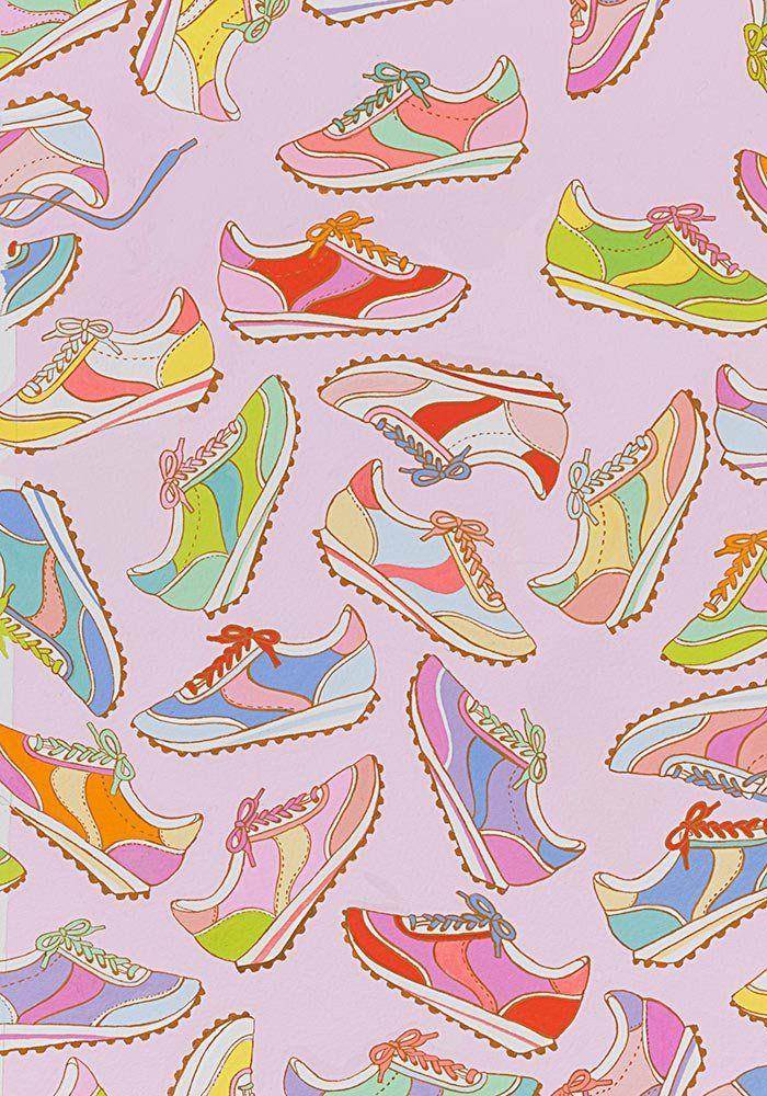 0 50m Sneaker Sneakers Turnschuh Turnschuhe Sportschuhe