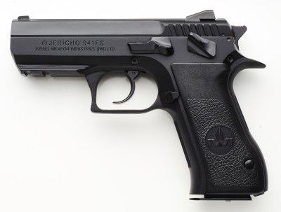 IWI Jericho 941 Pistol Hits US Market Find our speedloader now! http://www.amazon.com/shops/raeind