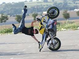 acrobacia stunt