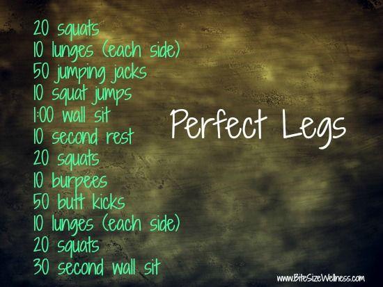 Music Monday: Perfect Legs