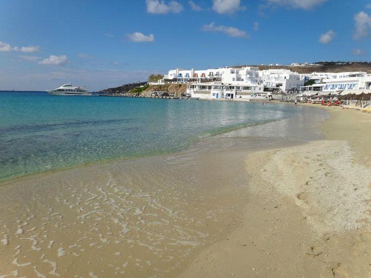 Platis Gialos Beach - Platys Gialos, Mykonos