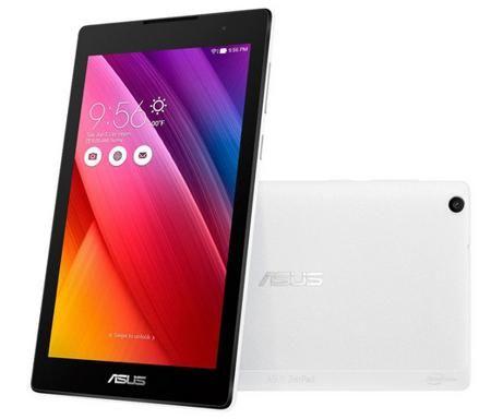 """Планшет ASUS ZenPad C 7.0 Z170C 8Gb (Белый)  — 7990 руб. —  планшет с Android 5.0 экран 7"""", 1024x600 встроенная память 8 Гб слот для карт памяти связь по Wi-Fi, Bluetooth оперативная память 1 Гб навигация GPS, ГЛОНАСС вес 265 г тыловая камера 2 млн пикс."""