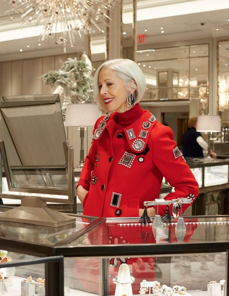 Inside the Jewelry Salon with Linda Fargo | 5th at 58th - The Bergdorf Goodman Blog