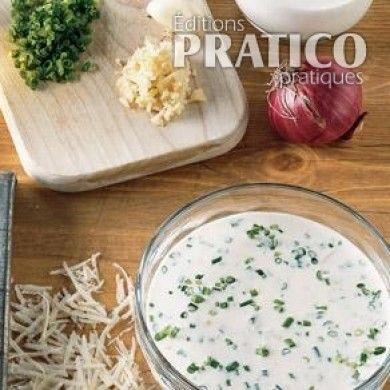 Sauce Alfredo - Recettes - Cuisine et nutrition - Pratico Pratique