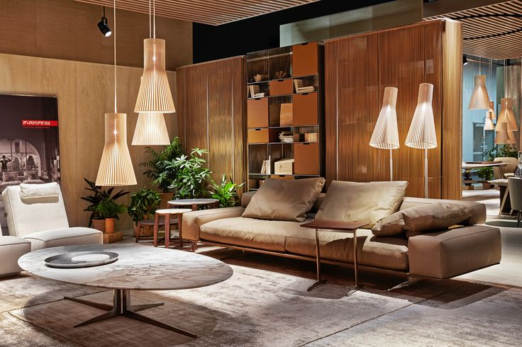 #FLEXFORM WING #sofa #design Antonio Citterio