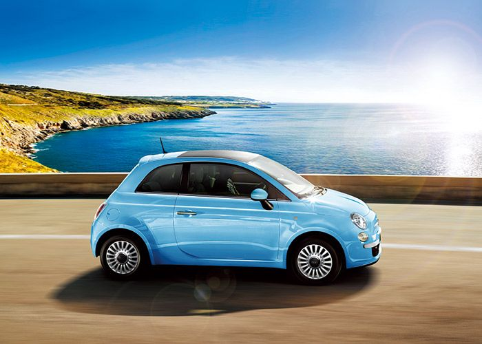 FIAT 500 LOUNGE-- gimme!