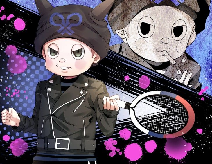 Ryoma Hoshi Danganronpa Characters Danganronpa Hoshi Fearing for her people's safety in her absence, she planned to escape by kiling ryoma, due to his lackluster will to live, which results in the latter's death by. pinterest