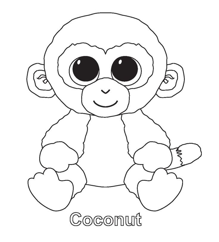 boo boo coloring pages - photo#23