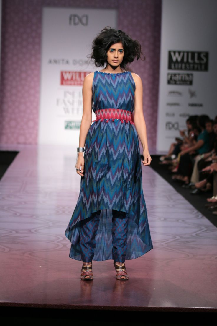 Anita Dongre, Wills India Lifestyle Fashion Week Autumn/Winter 2014