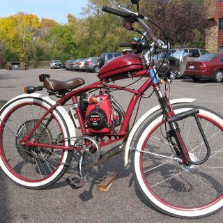 Motorized Bicycle DIY: