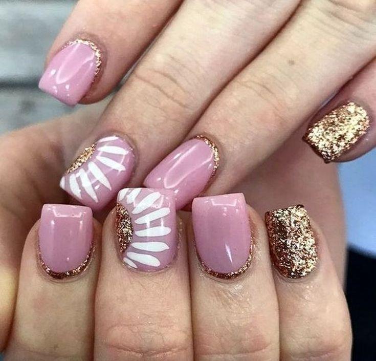 50 erstaunliche kurze Nagel-Kunst-Ideen während dieser Jahreszeit – Nails Art