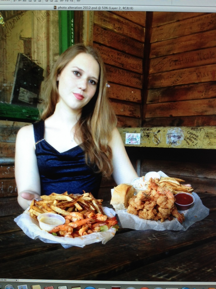 Best Seafood In Augusta Rhinehart S Oyster Bar Buffalo Grilled Shrimp And The Fried