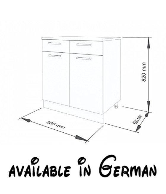 25+ beste ideeën over Unterschrank küche op Pinterest - Küchen - unterschrank küche 60 cm
