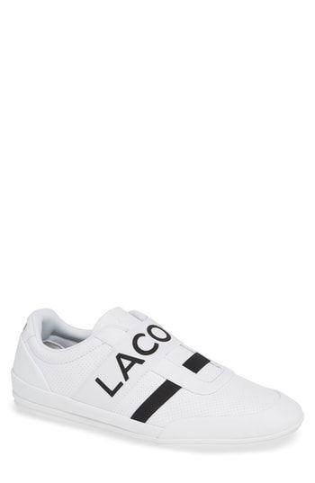 299f7d606b0474 LACOSTE MISANO ELASTIC SLIP-ON SNEAKER.  lacoste  shoes