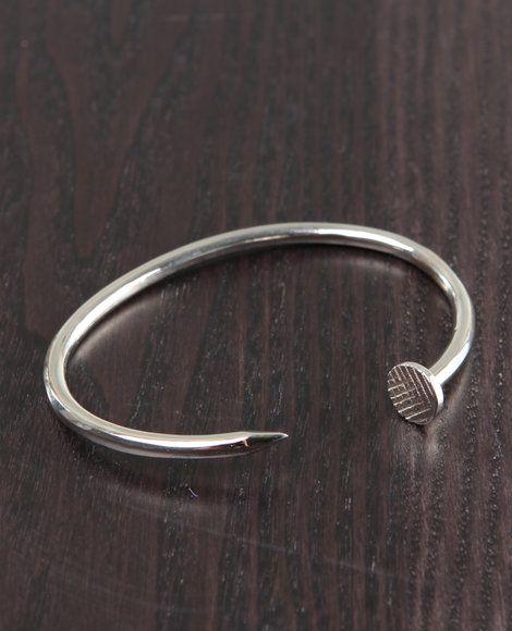 Mateo Bijoux Men Nail Bracelet - Jewelry Different, but super cute!