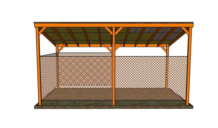 1000 Ideas About Lean To Carport On Pinterest Lean To