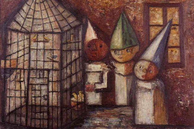 Malarstwo Tadeusza Makowskiego